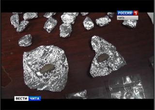В Чите задержаны иркутяне - торговцы синтетическими наркотиками