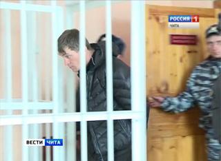 Забайкальский краевой суд вынес обвинительный приговор виновным в убийстве полицейского
