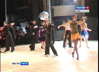 """Читинские студии танца готовятся к шоу """"Разрешите пригласить"""""""