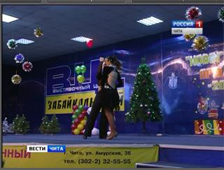 В выставочном центре «Забайкальский» открылась новогодняя ярмарка